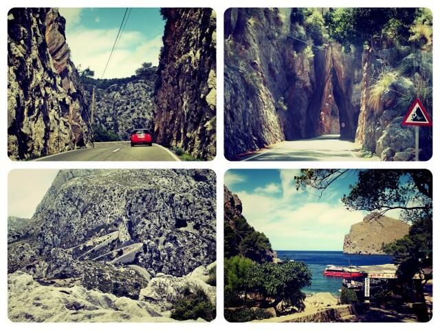 Mallorca mit Familie – Teil II – Sa Calobra / Torrent de Pareis