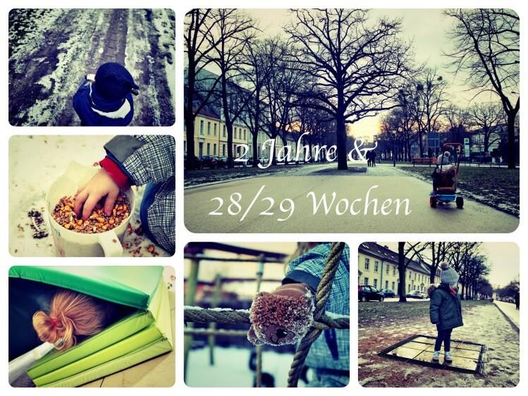 2 Jahre & 28/29 Wochen – Rückblick